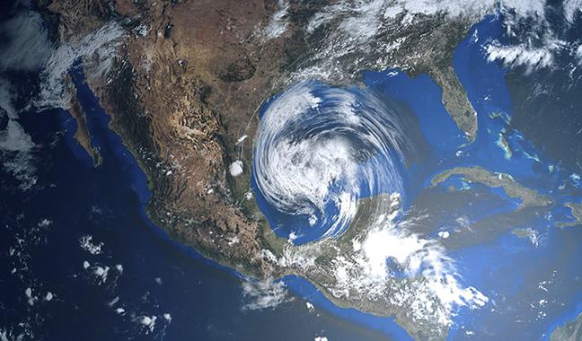Incremento de siniestros en temporada de huracanes